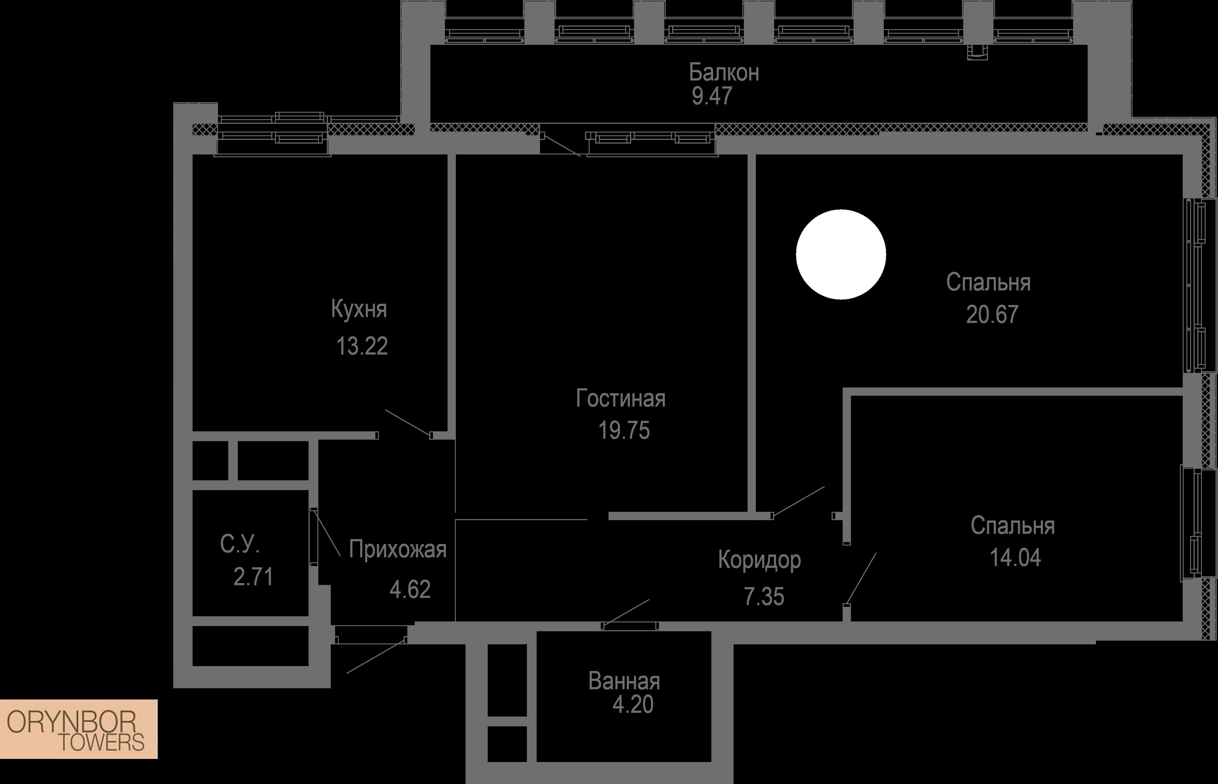 Квартира 151