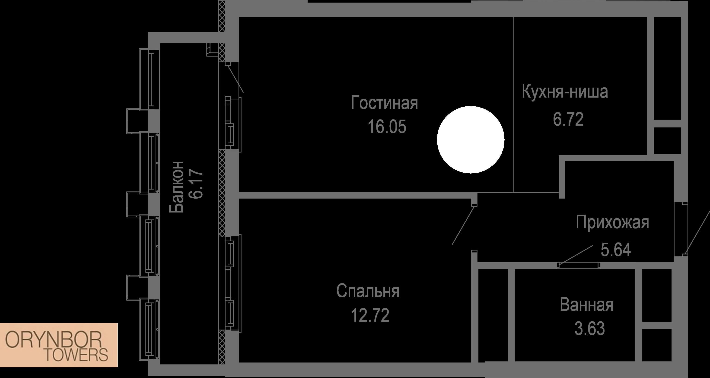 Квартира 244