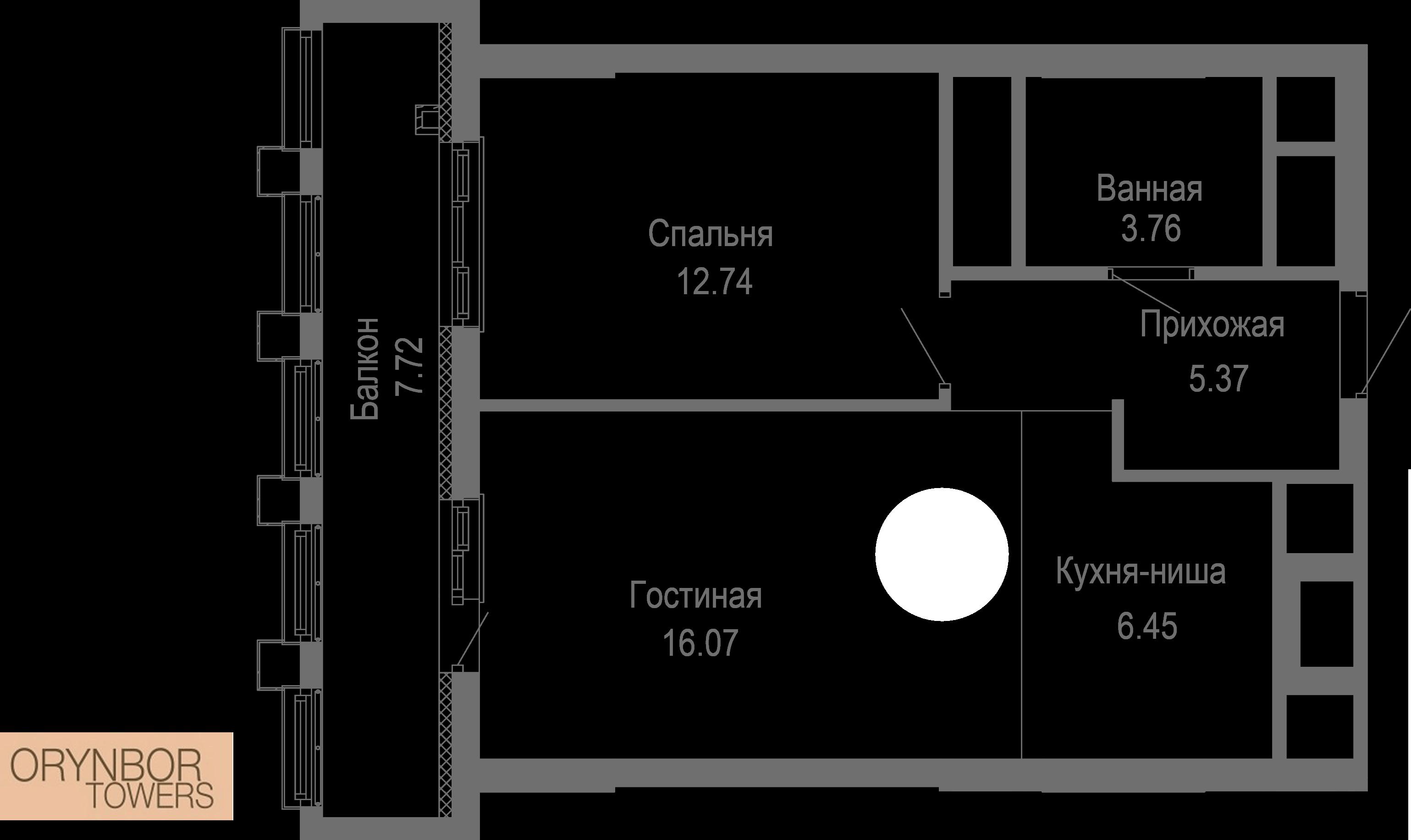 Квартира 116